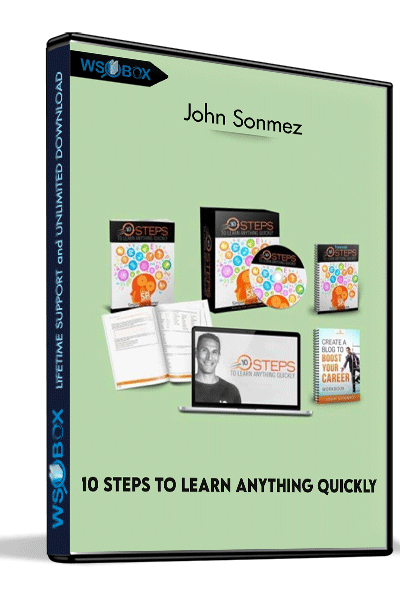10-Steps-to-Learn-Anything-Quickly---John-Sonmez