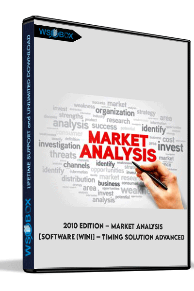 2010-Edition-–-Market-Analysis-[Software-(WIN)]-–-Timing-Solution-Advanced