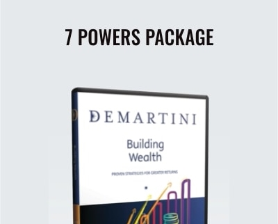 7 Powers Package – John Demartini