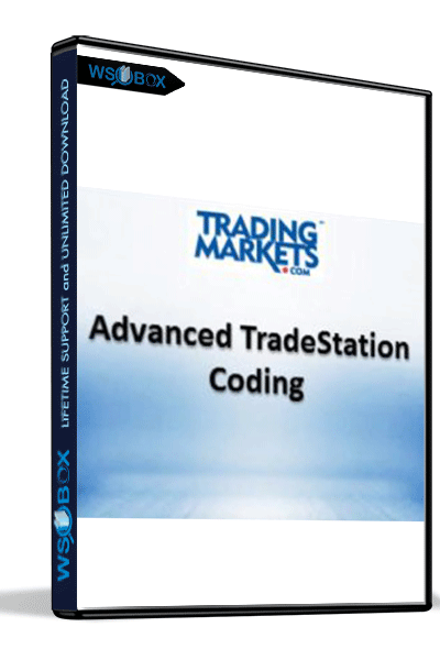 Advanced-TradeStation-Coding---Trading-Markets