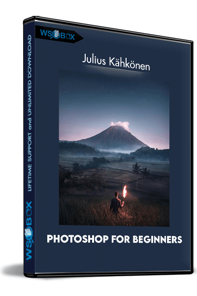 Photoshop-for-Beginners---Julius-Kähkönen