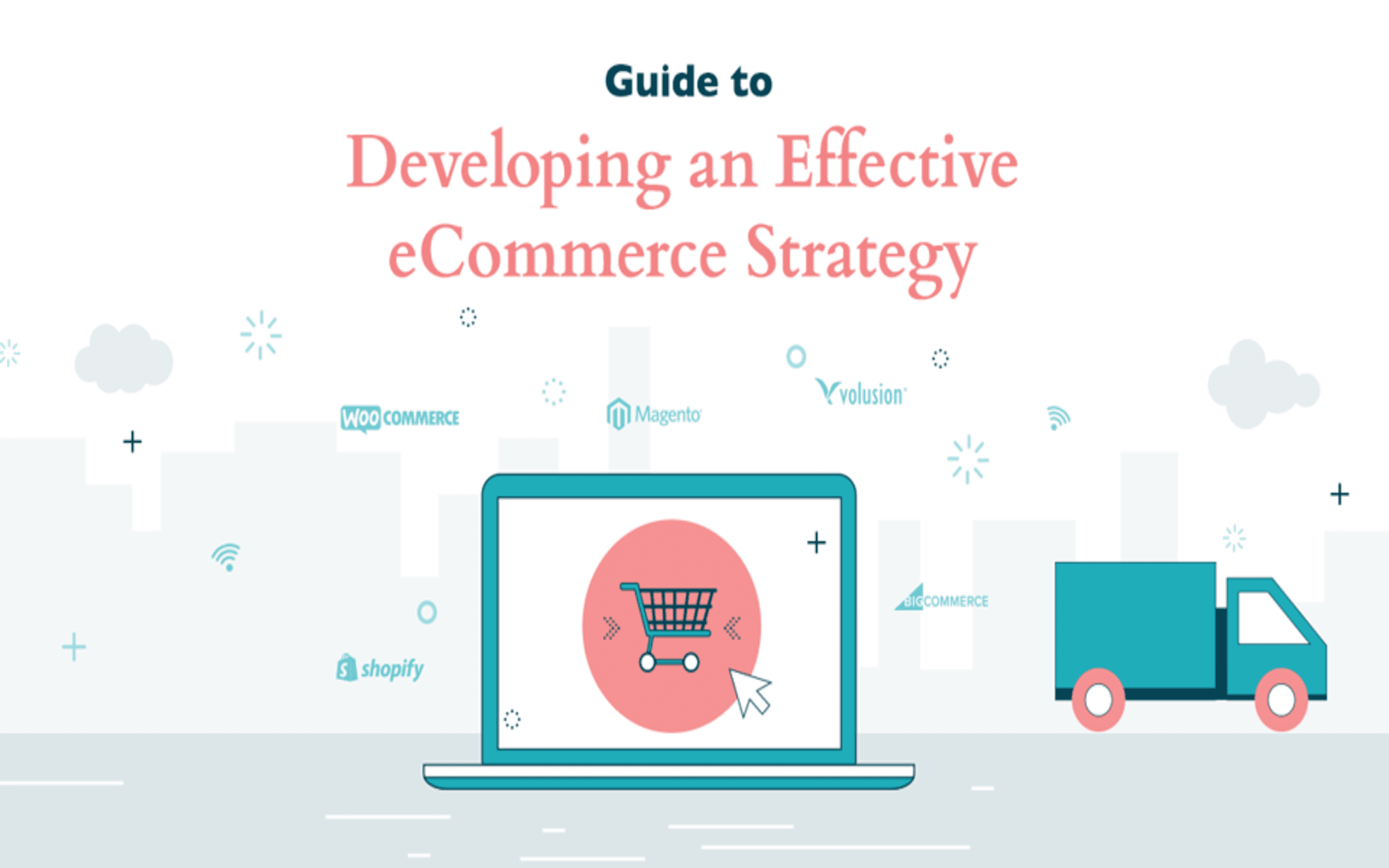 You are currently viewing 6 E-commerce Strategies