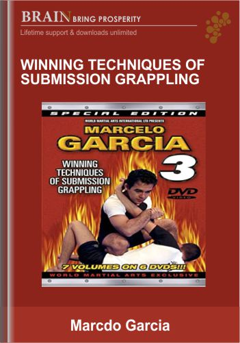 Winning Techniques of Submission Grappling - Marcdo Garcia