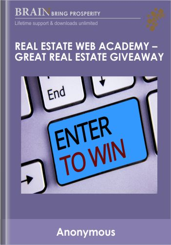 [BIG Collection Real Estate] Real Estate Web Academy – Great Real Estate Giveaway